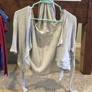 Abercrombie cardigan